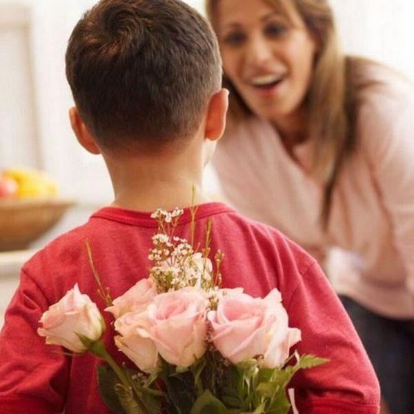 crea tu propio ramos original de flores para el dia de la madre